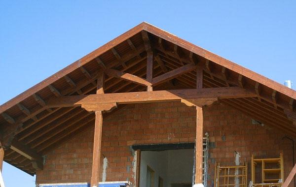 Tejados y porches for Materiales para tejados de casas