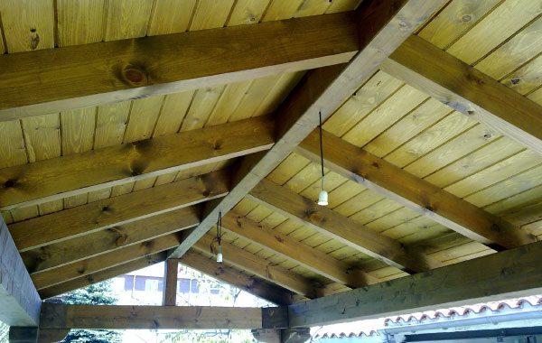 Obras realizadas en madera
